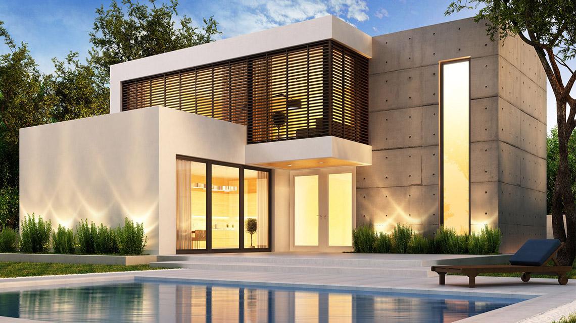 architecte contemporain dans le gard